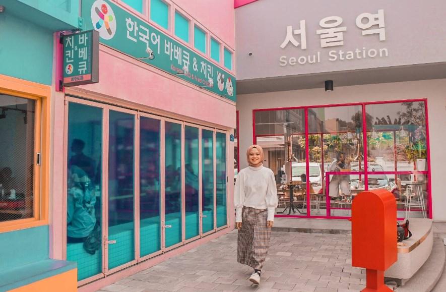 Chingu Cafe Bandung Ala Drama Korea